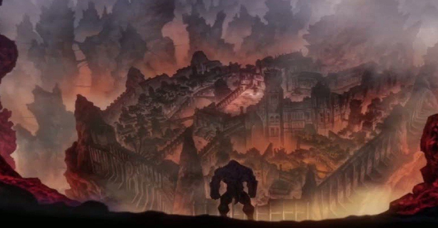 Dante S Inferno An Animated Epic Streaming