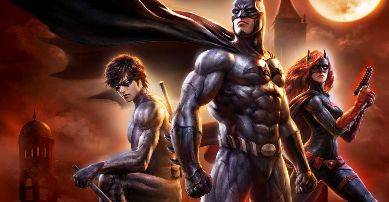 Batman: Sangue Ruim - Netflix