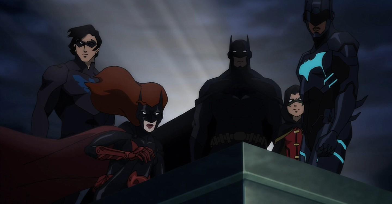 Batman: Mauvais Sang