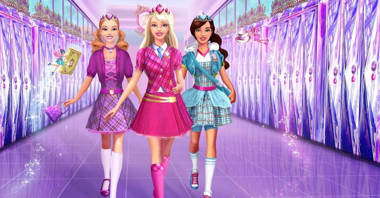 Regarder Barbie Apprentie Princesse En Streaming