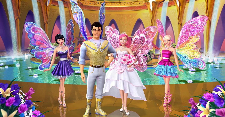 Barbie Die Geheime Welt Der Glitzerfeen Stream