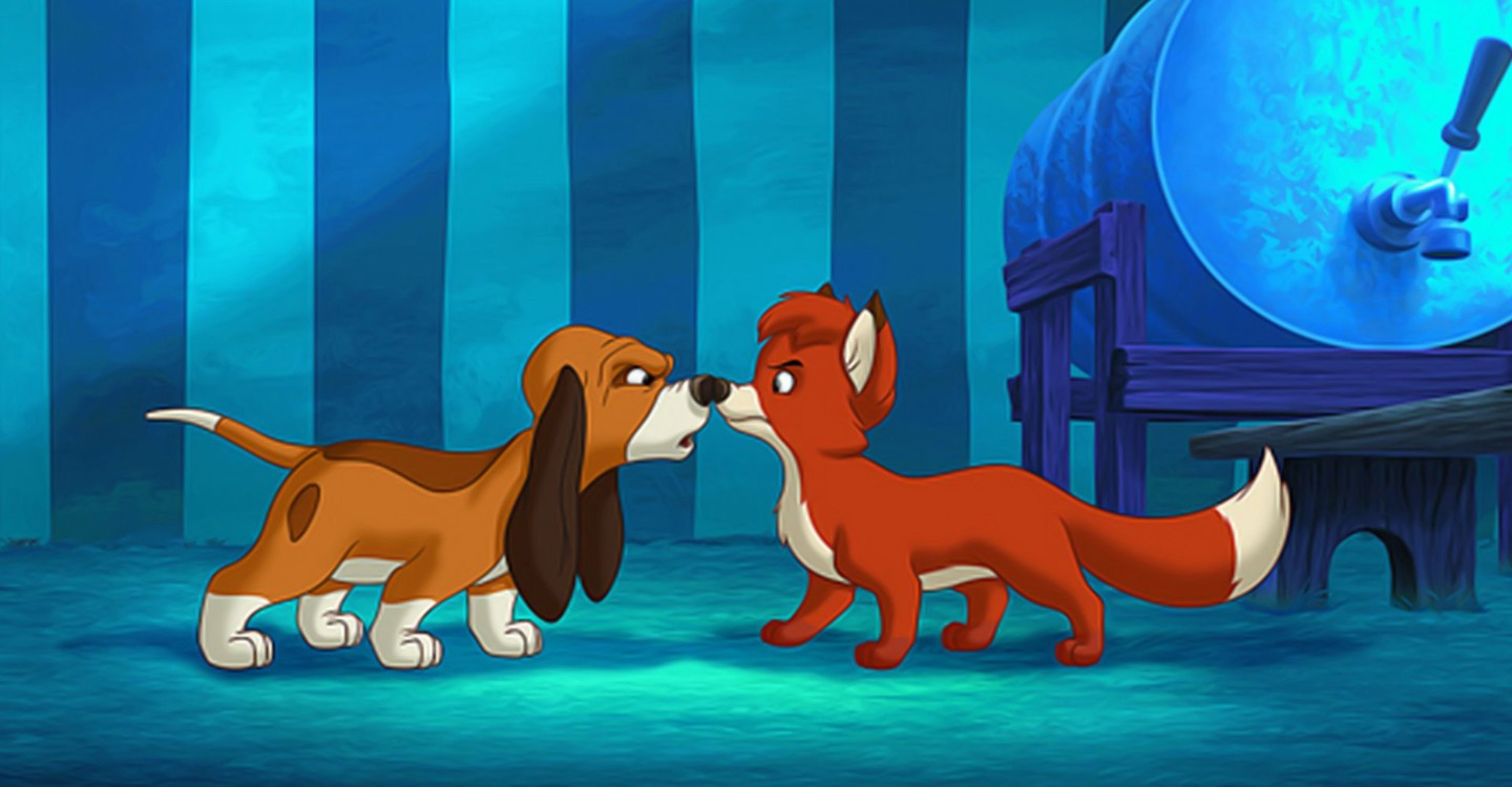 The Fox and the Hound 2 backdrop 1