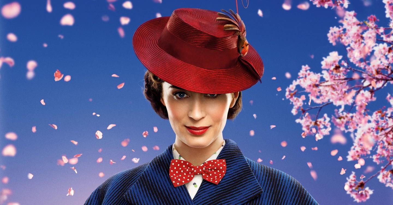 Le Retour de Mary Poppins backdrop 1
