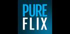 Pure Flix platform logo