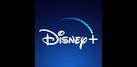 Disney+ platform logo