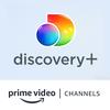Discovery Plus on Amazon