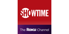 Showtime Roku Premium Channel platform logo