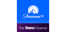 Paramount+ Roku Premium Channel platform logo
