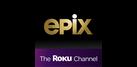 Epix Roku Premium Channel platform logo