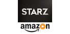 Starz Play Amazon Channel platform logo