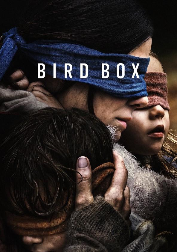 Bird Box - Schliesse deine Augen poster