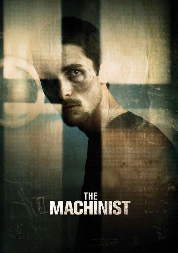 The Machinist poster
