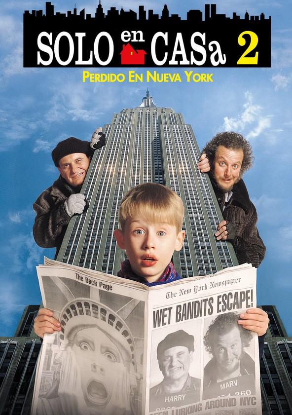 Solo en casa 2: Perdido en Nueva York poster