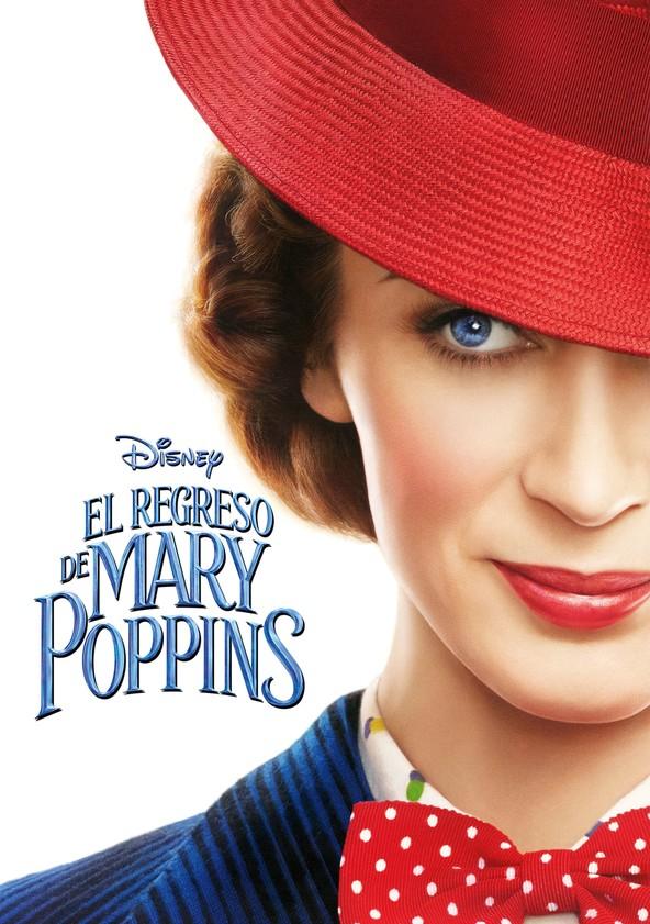 El Regreso de Mary Poppins poster