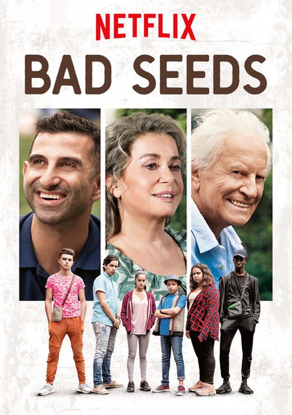 Bad Seeds poster