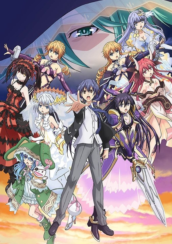 デート・ア・ライブ Season 3 poster