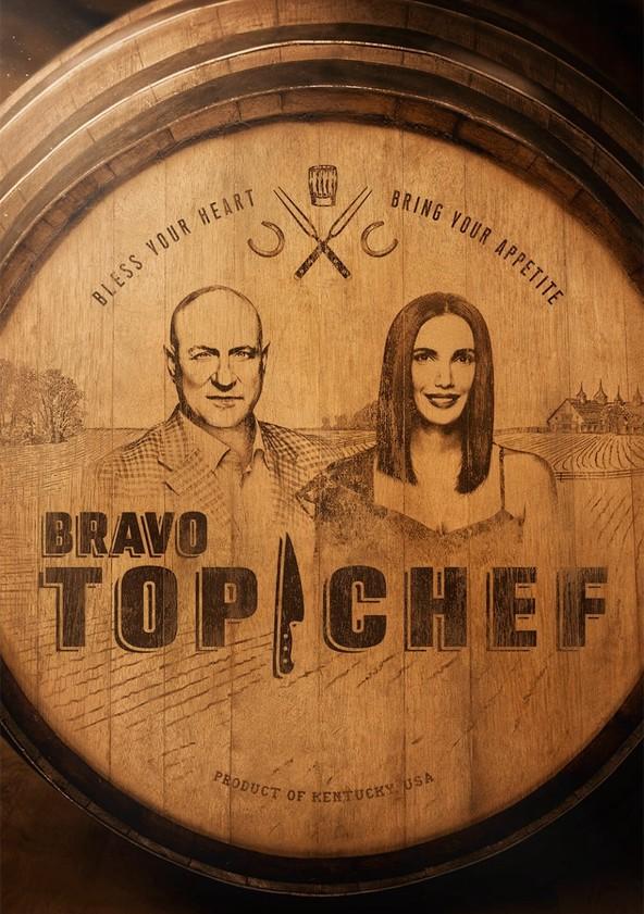 Top Chef Kentucky poster