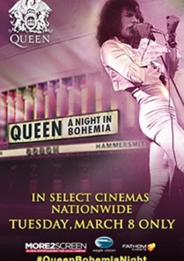 Queen: A Night in Bohemia