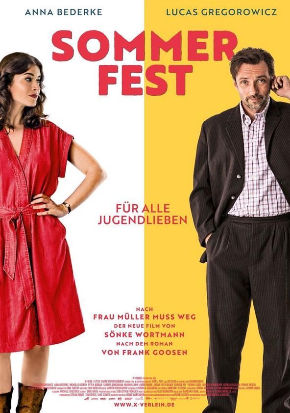 Sommerfest poster
