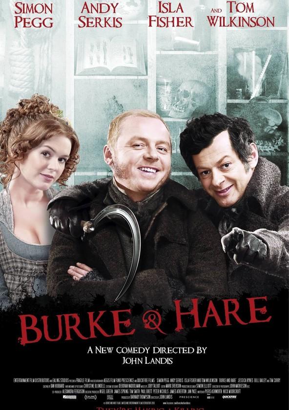 Burke & Hare Stream