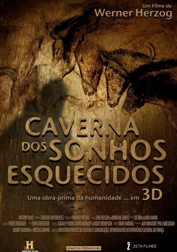 A Caverna dos Sonhos Esquecidos poster