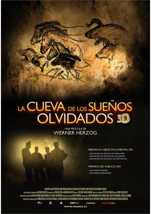 La cueva de los sueños olvidados poster