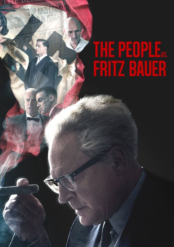 The People vs. Fritz Bauer poster
