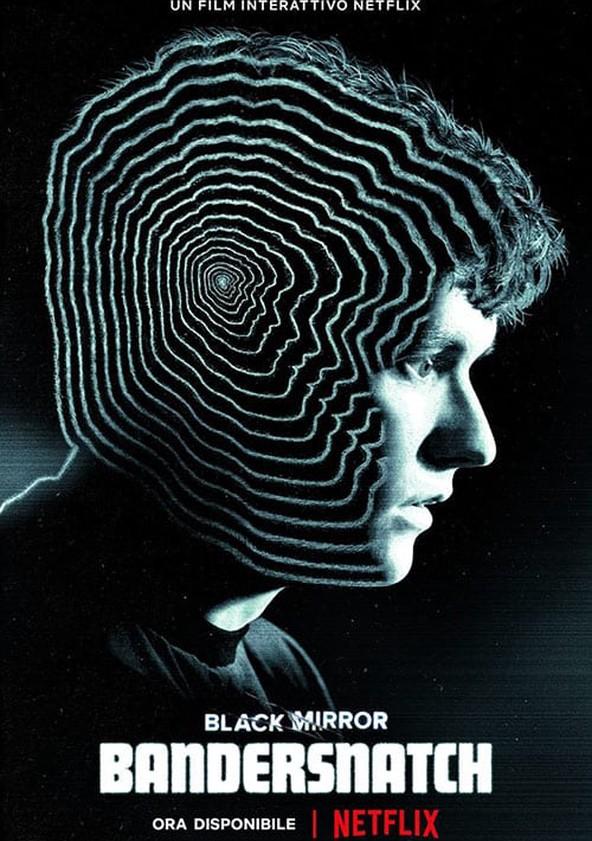 Black Mirror - Bandersnatch poster
