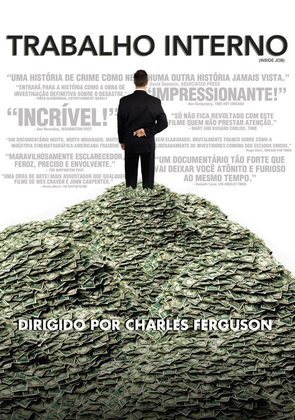 Inside Job - A Verdade da Crise poster