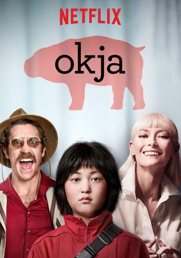 オクジャ/okja poster