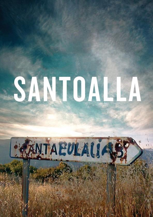 Santoalla poster