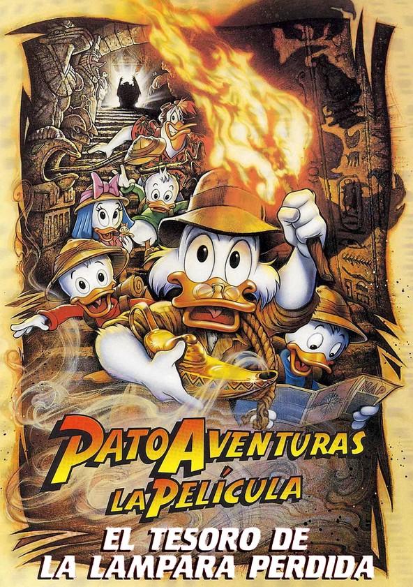 Patoaventuras: La película - El tesoro de la lámpara perdida