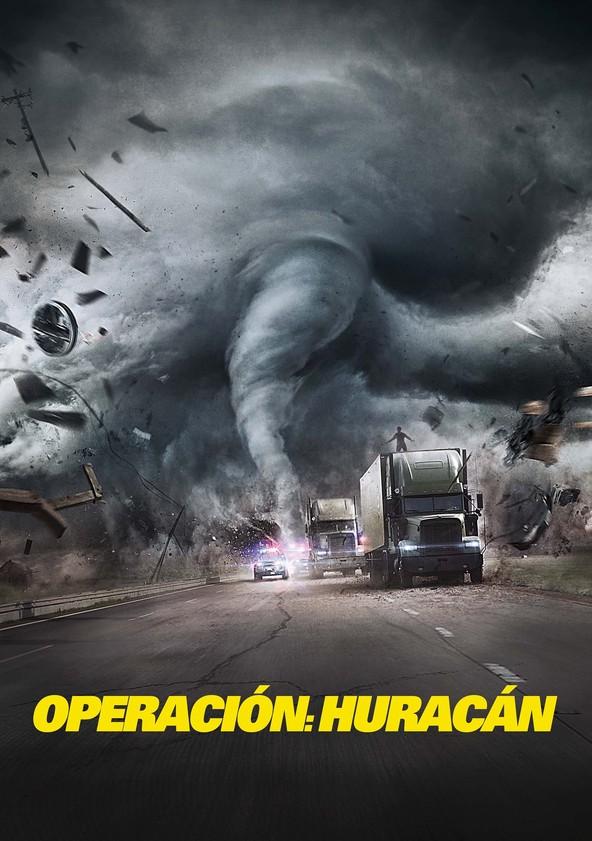 Operación: Huracán poster