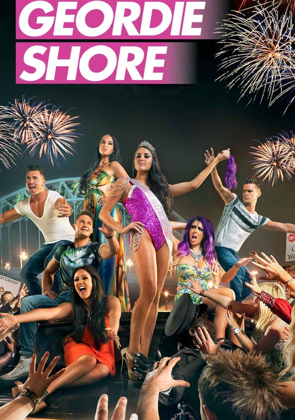 Geordie Shore Season 18 poster