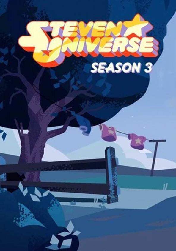 Steven Universe Season 3 poster