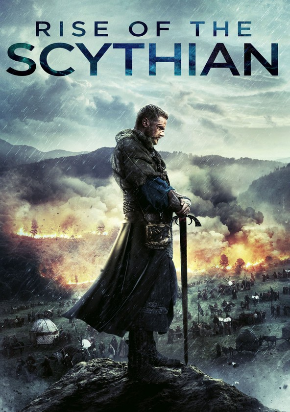 Rise of the Scythian poster