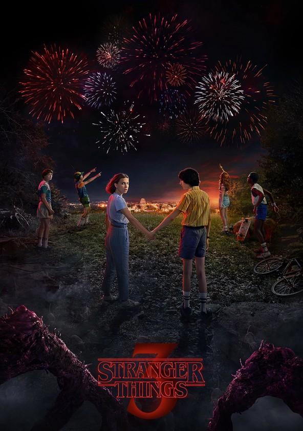 Stranger Things Staffel 3 poster