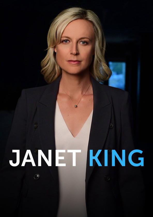 Janet King poster