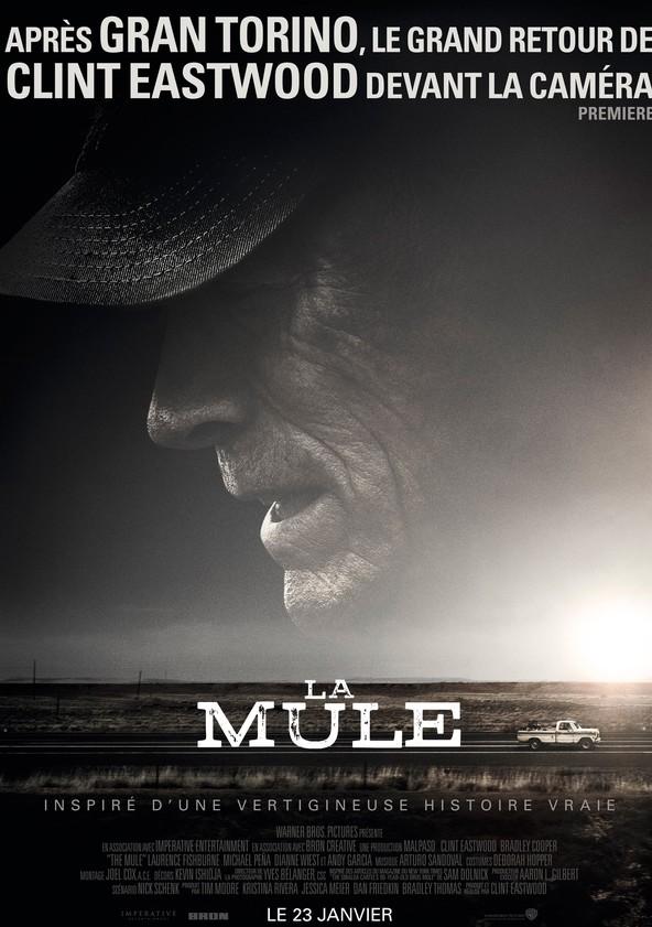 La Mule poster