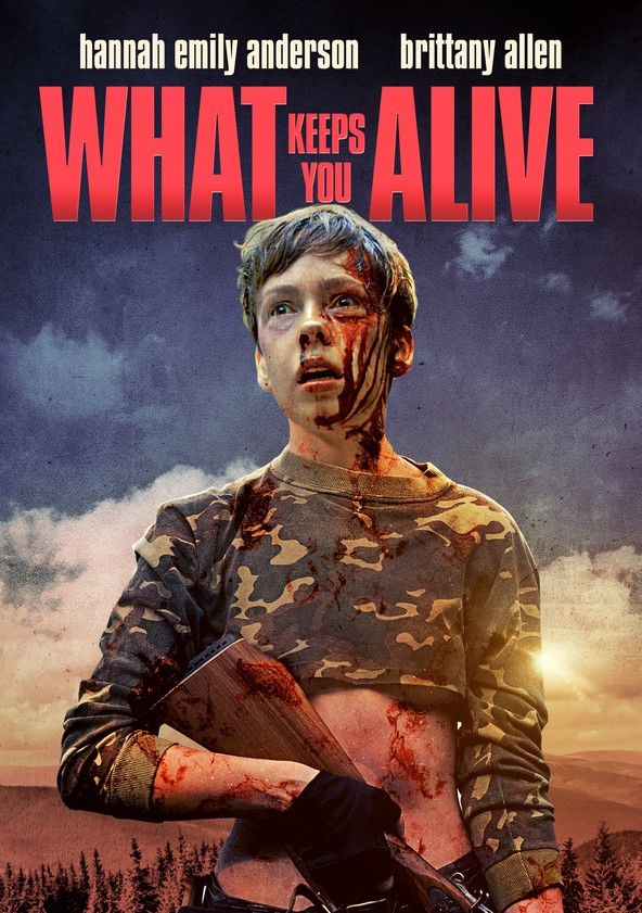 What Keeps You Alive poster