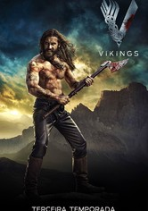 Vikings 3.ª Temporada