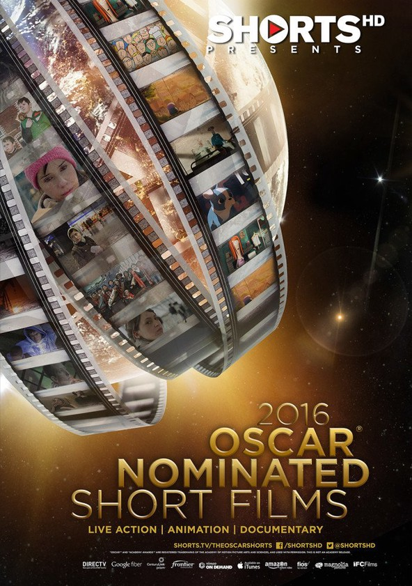 2016 Oscar Nominated Short Films - Live Action | Select Animation