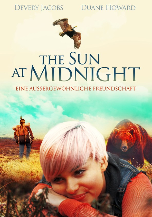 The Sun at Midnight poster
