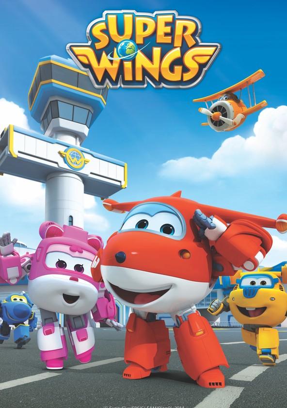 Super Wings! Season 1 poster
