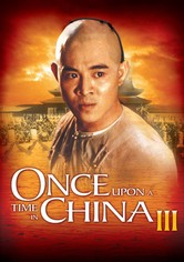 Once Upon a Time in China III