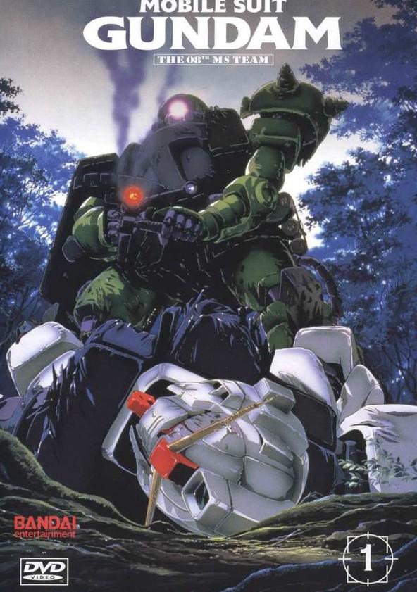 Mobile Suit Gundam: The 08th MS Team
