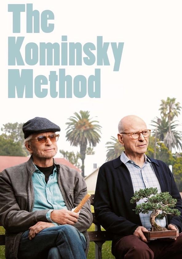 코민스키 메소드 poster