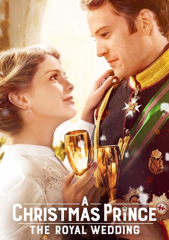 A Christmas Prince : The Royal Wedding poster