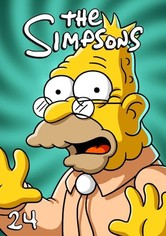 Die Simpsons Staffel 24