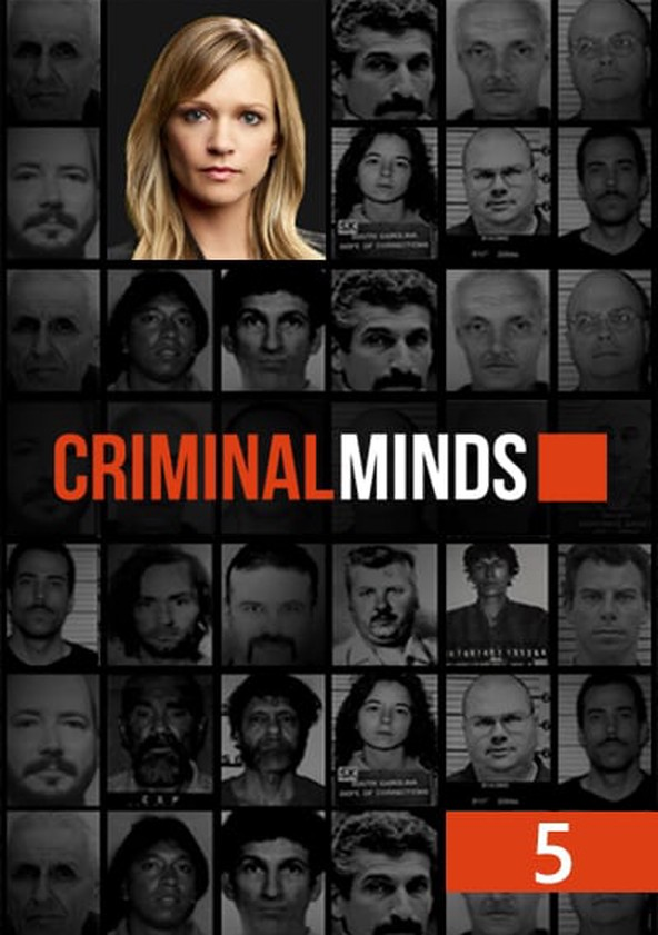 Criminal Minds Staffel 5 poster